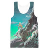 Avatar the Last airbender hooded tanks