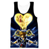 Kingdom Hearts Tank Top - Kingdom Hearts Clothing - Hoodie Now