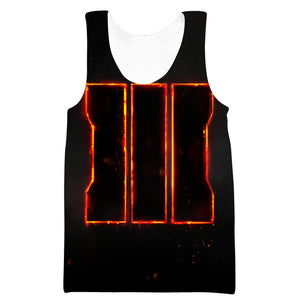 Call of Duty T-Shirt - Black Ops 3 Symbol