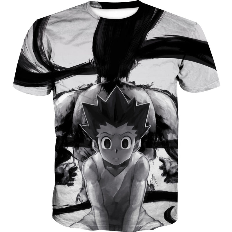Gon T-Shirt - Hunter x Hunter Gon Clothes - Hoodie Now