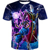 Beerus and Whis Shirt - Dragon Ball Super Beerrus Clothes