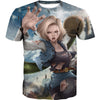 Android 18 Tank Top -  Android 18 Dragon Ball Z Clothing