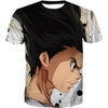 Fierce Gon Hooded Tank - Gon Hunter x Hunter Clothing
