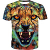 Epic Cheetah Face Sweatshirt - Epic Animal Clothing - Hoodie Now