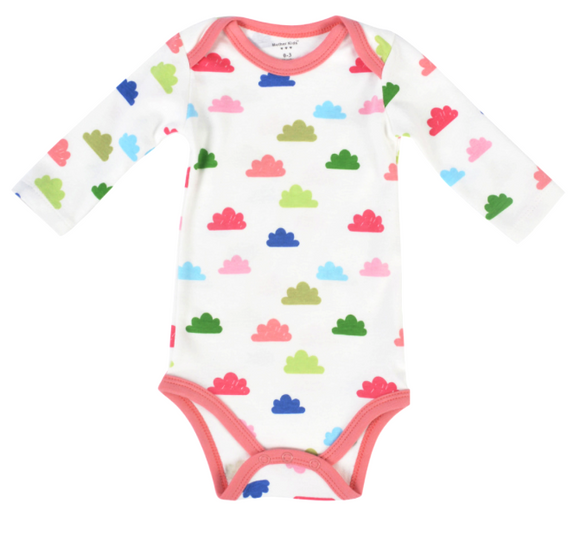 Cloud Colourful Bodysuit