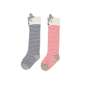 Organic cotton fox socks by KITE