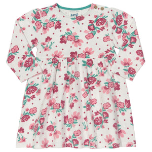 KITE organic cotton rambling rose dress