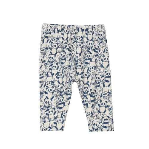 KITE GOTS certified organic cotton panda print leggings