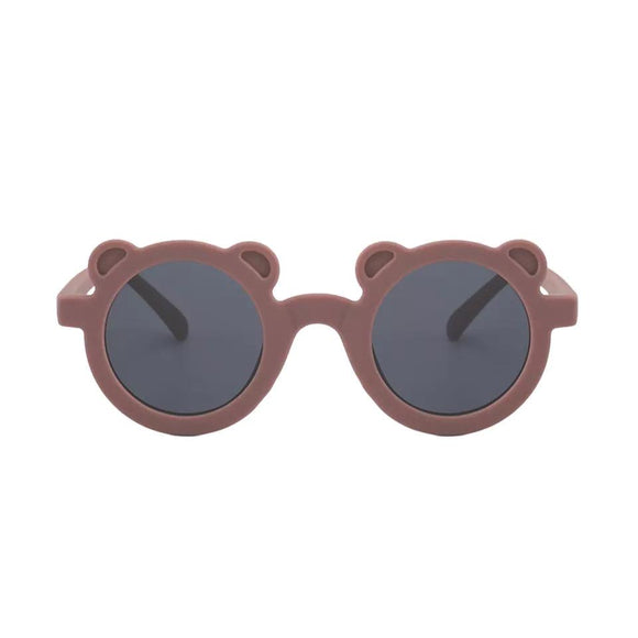 Berry teddy bear sunglasses (One Size - up to 5 years)