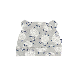 Certified Organic cotton sheep dreams hat with ears by Kite