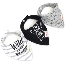 Mama bear bib set- pack of 3