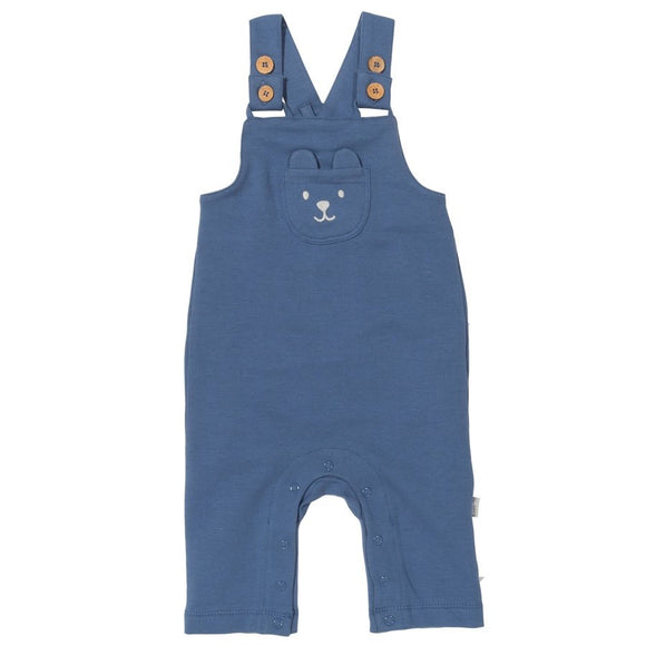 KITE GOTS certified organic cotton Teddy dungarees (0-24 months)