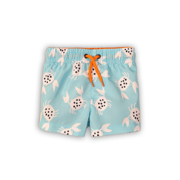 Boys crab swimming shorts (9 months to 3 years)