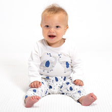 Organic cotton Ellie the Elephant Parade long sleeve bodysuit