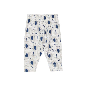 Organic cotton Ellie the Elephant Parade leggings by KITE