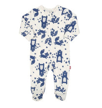 AW18 KITE GOTS certified organic cotton zippy ranger woodland sleepsuit babygrow