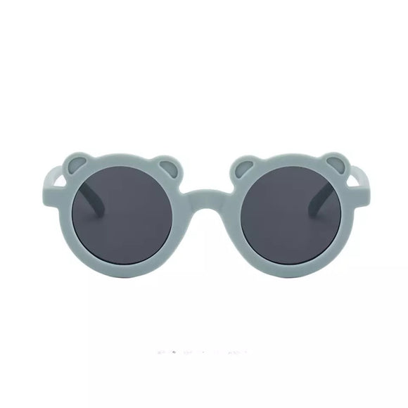 Blue teddy bear sunglasses (One Size - up to 5 years)
