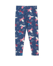 KITE organic cotton Pegasus legging and bow hairband set
