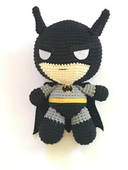Batman Handmade Crochet Doll