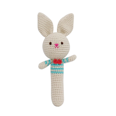 Bunny Billy Boy-Handmade doll-.-lamaninadolls handmade crochet dolls