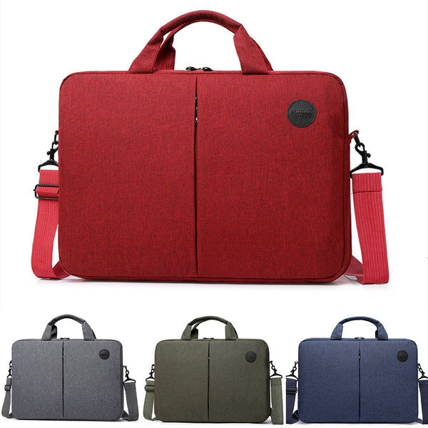 Code: L7445841 Womens Mens Laptop Messenger Carry bag for Macbook Dell HP 15 15.6 inches Male Female Laptop Shoulder Bag Carrying Case