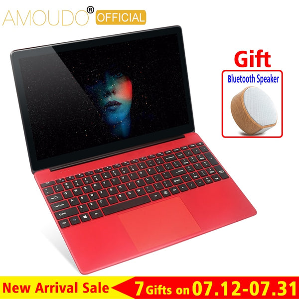Code; L986652 15.6inch 8GB RAM Up to 1TB SSD Intel Quad Core CPU 1920X1080P FHD Fast Speed Office Home School Laptop Notebook Computer