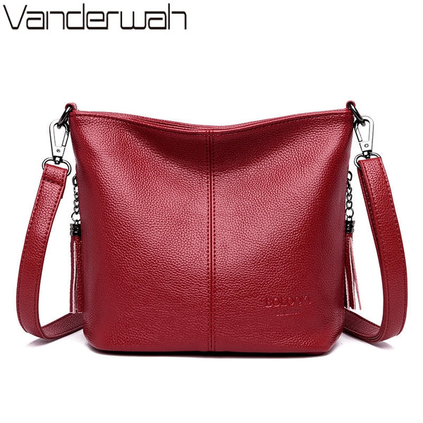 Ladies Hand Crossbody Bags For Women 2019 Luxury Handbags Fashion Women Leather Shoulder Bag Designer Women Bolsas Femininas Sac