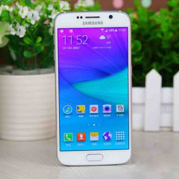 Code: M688233 Free shipping,  Original Samsung Galaxy S6 G920A G920F Mobile Phone Unlocked Android 3GB RAM 32GB ROM Octa Core USD223.05 Free Shipping