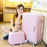 "Code: L65334 kids 20""22""24""26""carry-on Suitcase on wheels Girl&boy pink purple lovely luggage travel bag trolley bags children cute suitcases Free Shipping Delivery 20-40 days"