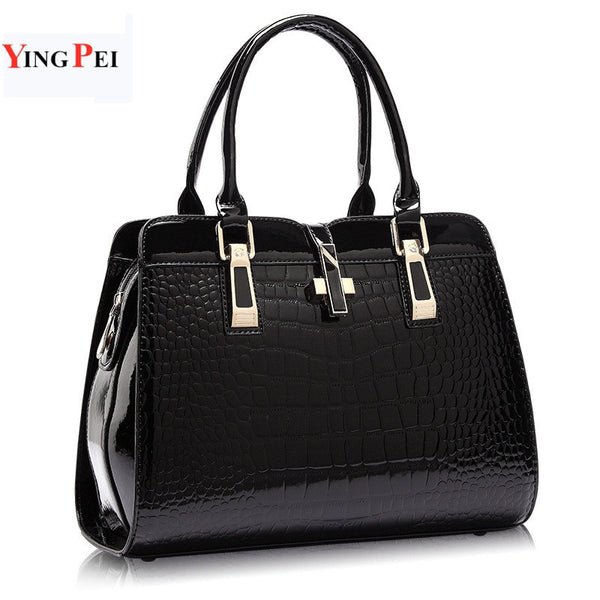 women bag Fashion Casual women's leather handbags Luxury Designer Shoulder bags new bags for women 2019 Large capacity bolsa