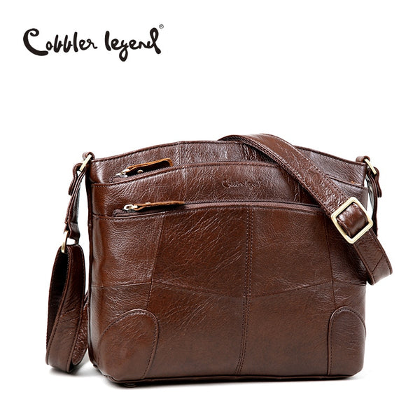 Code: L456685 Clearance Genuine Leather Bags for Women Large Capacity Crossbody Bags for Women Handbag Female Shoulder Bag