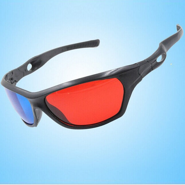 3D Glasses Red And Blue Glasses 3D Glasses Nvidia Red And Blue Glasses Medium Frame Red And Blue Glasses