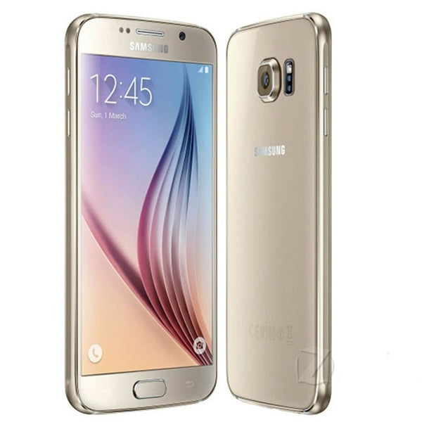"Code: M653321 G920F Original Samsung Galaxy S6 G920F EU Version Mobile Phone 3GB RAM 32GB ROM 16.0MP 5.1"" 4G phone, Free DHL-EMS shipping USD253.00"