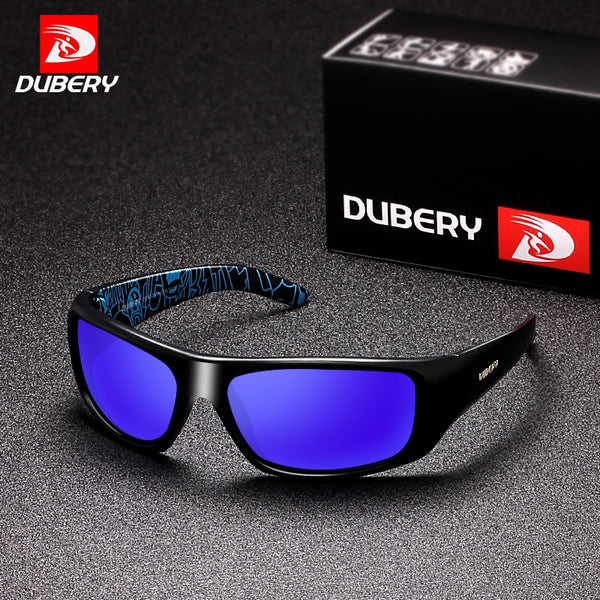 Code: S245669 DUBERY  2018 Men's Polarized Sunglasses Aviation Driving Shades Male Sun Glasses  Men Retro Sport Luxury Brand Designer Oculos