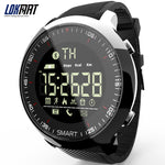 Code: SMTW 7584425 Free Shipping Delivery 15-40 days LOKMAT Smart Watch Sport Waterproof pedometers Message Reminder Bluetooth Outdoor swimming men smartwatch for ios Android phone