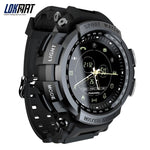 Code: SMTW 785586 Free Shipping Delivery 15-40 days New LOKMAT SmartWatch Sports 50m Waterproof Bluetooth Call Reminder men Smart Watch For ios and Android phone