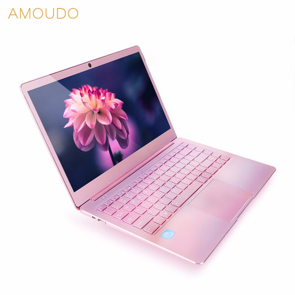 Code: L558665 14inch 8GB Ram 64GB/128GB/256GB SSD Intel Quad Core CPU 1920X1080P FHD Windows 10 Metal Ultrathin Laptop Notebook Computer