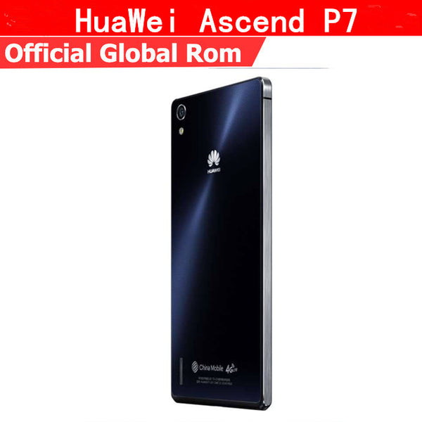 "Code: M611112 Global Version HuaWei Ascend P7 L10 4G LTE Mobile Phone Quad Core Android 4.4 5.0"" FHD 1920X1080 2GB RAM 16GB ROM NFC From USD170.00 (Free Shipping)"