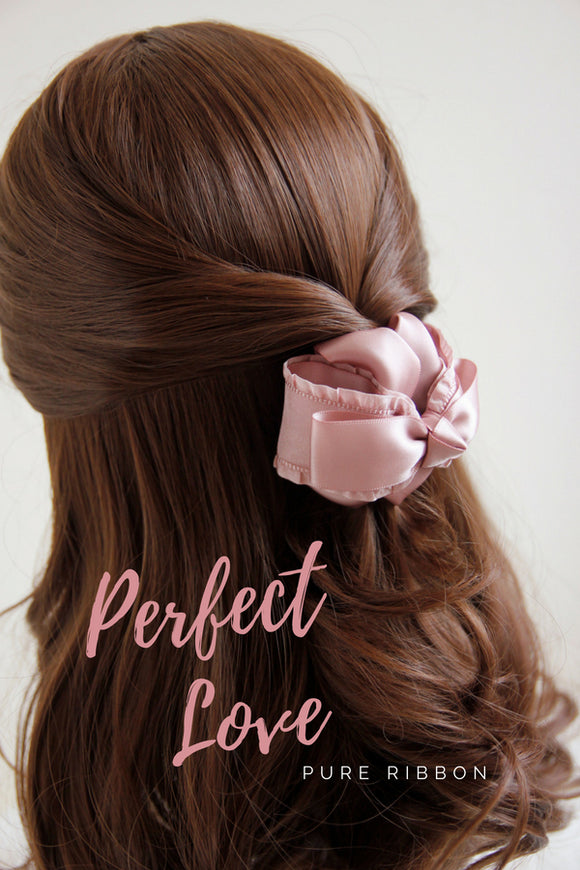 T18090 - Cặp dọc Dream Lovely Ribbon Hairpin - Simple Store