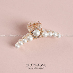 T22113 - Cặp dọc Formaly pearl Tongs pin