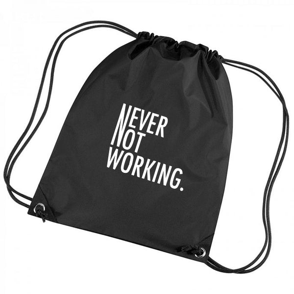 Gym String Bag