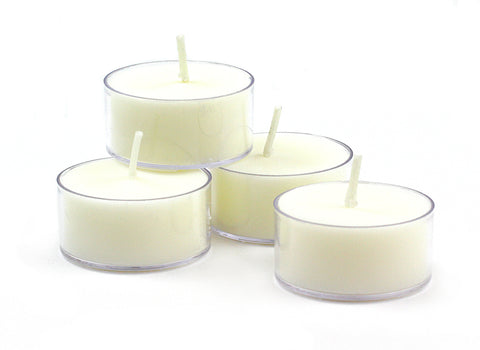 Angel Wings Tea Lights Soy Candle