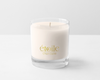 Sheer Lily & White Rose Soy Candle