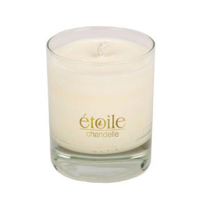 Sheer Lily & White Rose Votive Soy Candle