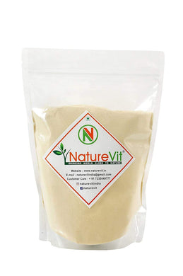 NatureVit Soy Milk Powder [Vegan, Non-GMO & 49% Protein]