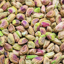 NatureVit Pistachios Without Shell {Unsalted, Premium & Jumbo Sized}