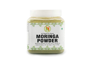 NatureVit Moringa Powder [100% Natural, Fresh & Pure] - Nature Vit