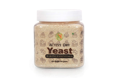 NatureVit Baker's Instant Dry Yeast [Yeast for Baking Bread, Cake & Wine]