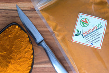 NatureVit Lakadong Turmeric Powder [Organically Grown in North-East India, Premium Quality & High-Curcumin]