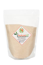 NatureVit Psyllium Husk Powder [ All Natural, High-Fiber & Easily Soluble ]